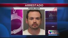 Arrestan al padre del bebé Justice Rees