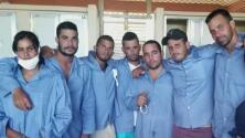 """Nos sacrificamos en vano"": balseros devueltos a Cuba narran lo que vivieron al naufragar en Cayo Hueso"