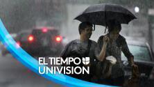 Fuertes lluvias seguirán cayendo sobre Nueva York en la noche de este miércoles