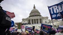 Congresista advierte que el panel que investiga el asalto al Capitolio podría pedir enjuiciamiento de colaboradores de Trump