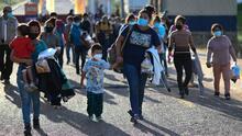 """""""Pasas días sin comer, es un gran sufrimiento"""": a pesar de los peligros, la migración de guatemaltecos no se detiene"""