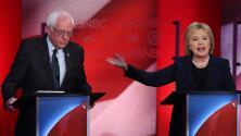 Debate demócrata en New Hampshire