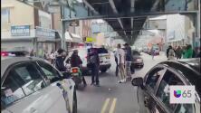 Periodista de Univision en medio de una entrevista es testigo de un tiroteo en Filadelfia