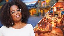 En fotos: Oprah Winfrey vende lujosa mansión frente al mar por 14 millones de dólares