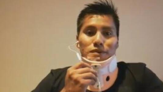 Sobrevivió a tragedia del Chape y se volvió a salvar de tragedia