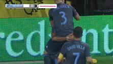 Suizo Ismael Tajouri-Shradi sin piedad, castiga error de la defensa de Columbus con el primero de NYC FC