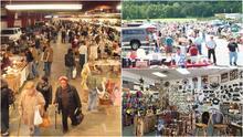 Descubre los mercados de pulgas más populares de Pensilvania
