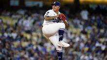 ¡Sweet 15! Victoria de Julio Urías y es el más ganador en MLB