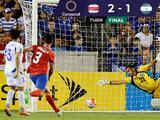 Navas le dio el primer triunfo a Costa Rica en la eliminatoria