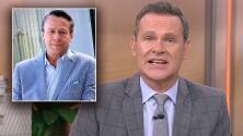 Alan Tacher recordó un vergonzoso incidente que vivió con Alfredo Adame en un show de TV en vivo