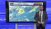 Tiempo en Puerto Rico: inicio de semana caluroso y parcialmente despejado