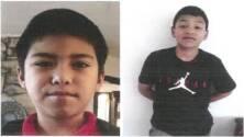 La Policía de Los Ángeles busca la ayuda para localizar a dos niños en riesgo