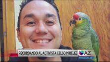 Familia de Celso Mireles llama a recordar su legado