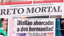 Alerta por muerte de 3 menores en México a causa de un peligroso reto viral en TikTok