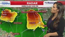 Emiten aviso de tormenta severa para varias zonas de Illinois