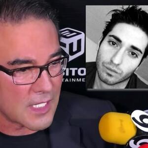 """Eduardo Yáñez dice """"no"""" a la posibilidad de reconciliarse con su hijo"""