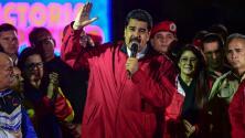 """""""Yo no obedezco órdenes imperiales"""": Respuesta de Maduro a sanciones anunciadas por EEUU"""