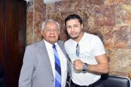Jhonny González quiere oportunidad por título mundial