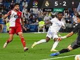 Camavinga debutó con gol en el triunfo del Madrid en su regreso al Bernabéu