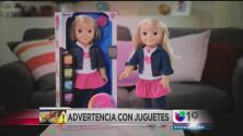 Cuidado con los juguetes que compre para sus hijos esta Navidad