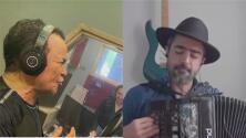 """Alfredo Gutiérrez y Gregorio Uribe unen sus talentos musicales para crear """"Priscila"""""""