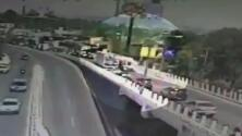 Muertos en la vía y personas atrapadas, el accidente múltiple causado por un camión en Guatemala