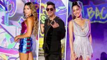 Alejandra Espinoza, Tini y Chino encabezan la lista de los mejores vestidos de Premios Juventud 2021