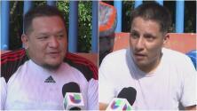 """""""Ganan mucho dinero y no hacen nada"""": dolor entre los hinchas mexicanos tras la derrota en la Copa Oro frente a EEUU"""