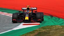 Red Bull vuelve a brillar en la Q2 rumbo al GP de Estiria