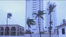 'Pamela' toca tierra en la costa mexicana del Pacífico como huracán categoría 1