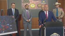 Duro golpe al crimen en Dallas: Decenas de arrestos y armas decomisadas en operativo en Pleasant Grove