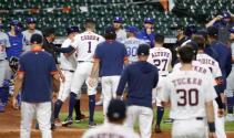 Reencuentro entre Dodgers y Astros desató conato de bronca