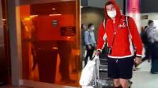 Gignac llega a Monterrey tras eliminación en Tokyo 2020