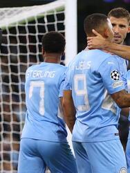 El Manchester City sacó toda su artillería al terreno de juego y lograron vencer 6-3 al RB Leipzig.