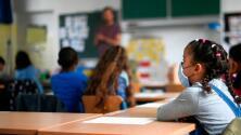 """""""No te quites la mascarilla y lávate las manos"""": consejos de una experta para los niños tras el regreso a clases"""