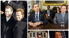 ¿Sabías que Arnold Schwarzenegger ganó en una elección revocatoria?