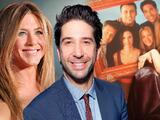 El amor de Rachel y Ross de la serie 'Friends' casi traspasa la ficción
