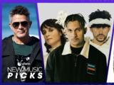 Uforia #NewMusicPicks: ¡Octubre llega con música nueva!