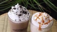 Frappés de café diferentes que harás en minutos