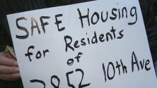 Inquilinos demandan a casero por la presencia de ratas, cucarachas y chinches