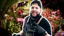 El Fantasma: de jardinero a exitoso cantante que probará suerte abriendo peluquerías
