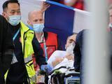 Christian Eriksen y médicos que le salvaron la vida, invitados a la Final de Euro