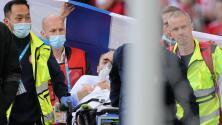 Eriksen y médicos que le salvaron, invitados a la Final de Euro