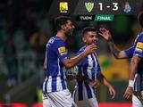 Porto viene de atrás para vencer al Tondela con hat-trick de Mehdi Taremi