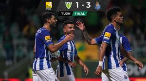 Porto remonta al Tondela con Tecatito y hat-trick de Mehdi Taremi