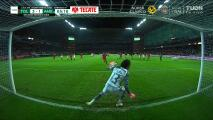 Pudo ser goleada: Sambu y Canelo fallan goles 'cantados' ante América