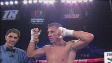 Matt Korobov derrotó a Brian Vera por decisión unánime
