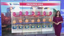 Sacramento registrará un jueves caluroso