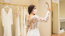 Cambian los trajes y los anillos, pero las bodas regresan con más fuerza que nunca
