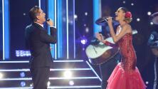 El sentimiento de 'Amor Eterno' se hizo presente en el dueto de Chantal Andere y El Dasa